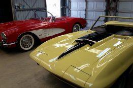 East Valley Custom Paint Arizona auto detail classic car yellow